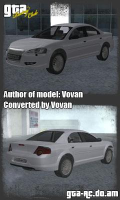 Скриншот ГАЗ Volga Siber 2.5 AT