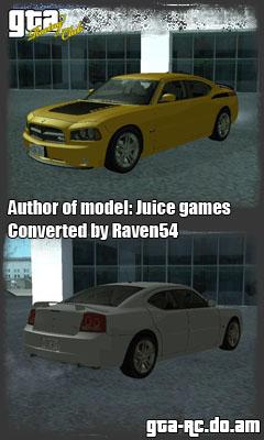Скриншот Dodge Charger R/T