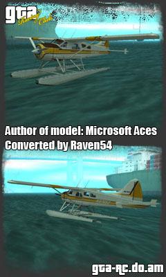Скриншот De Havilland Beaver DHC2