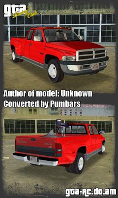 Скриншот Dodge Ram 3500 '94