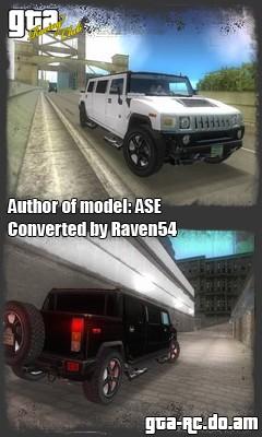 Скриншот Hummer H2 SUT Limousine