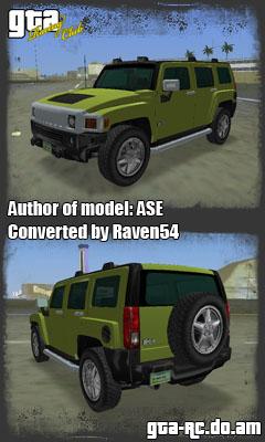 Скриншот Hummer H3 SUV