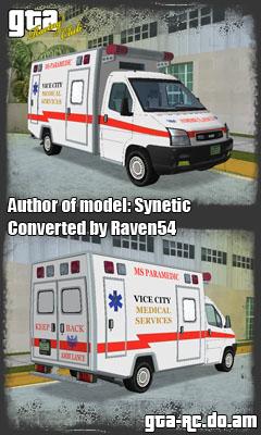 Скриншот RTW Ambulance